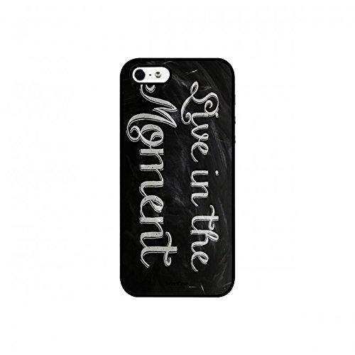 Coque + Verre Trempé pour iPhone 5/5S/SE SmartCase® QUOTE 4