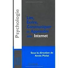 lire, Écrire, communiquer et apprendre avec internet