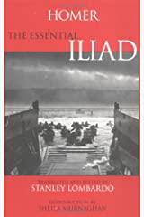 The Essential Iliad Paperback