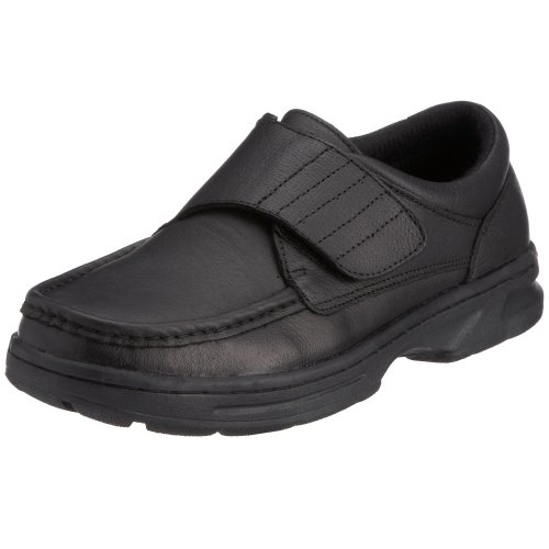 Dr Keller Mens Texas Shoes Black