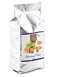 Amazon.com : Almond Flour All Natural, Extra Fine Ground