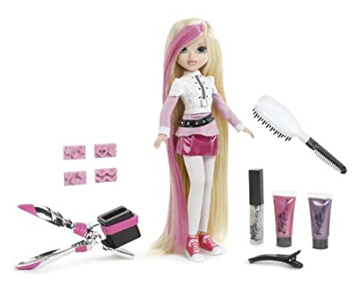 Moxie Magic Hair Stamp N Style Doll -avery by MGA Entertainment
