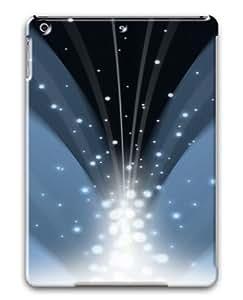Cascade Of Magic Powder Dark Blue Custom Apple iPad Air/ iPad 5th Generation Case Cover ¨C Polycarbonate