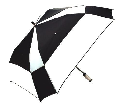 gellas-by-shedrain-4532-b-w-gel-handle-black-white-62-inch-arc-auto-open-vented-square-golf-umbrella
