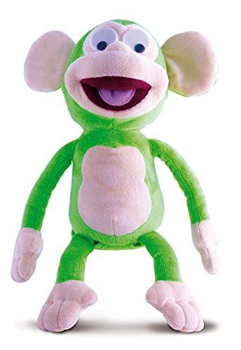 Club Petz Funny Friends Monkey, Green (Laughing Monkey Toy)