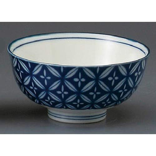 Cloisonne Bowl - Rice Bowl Chawan size [ 113 x 55mm ] In textile dyed cloisonne tea bowl Japanese dish plates traditional oriental asian