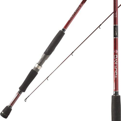 Quantum Fishing Kevin Vandam KVD Spinning Rod (7-Feet (Fiberglass Crankbait Rods)