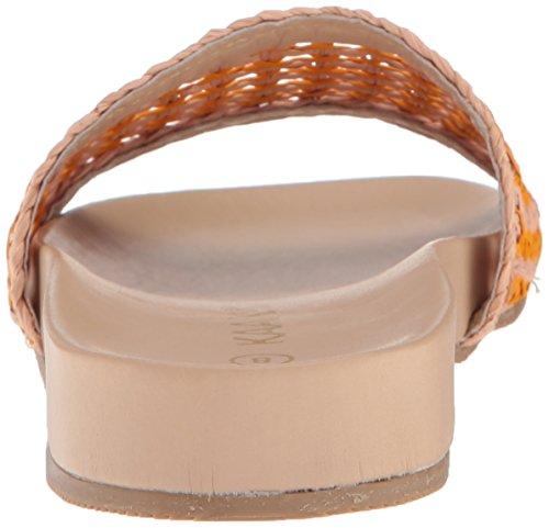 KAANAS Women's Montauk Lace-up Espadrille Sneaker Mauve discount sast YFw3RbkU