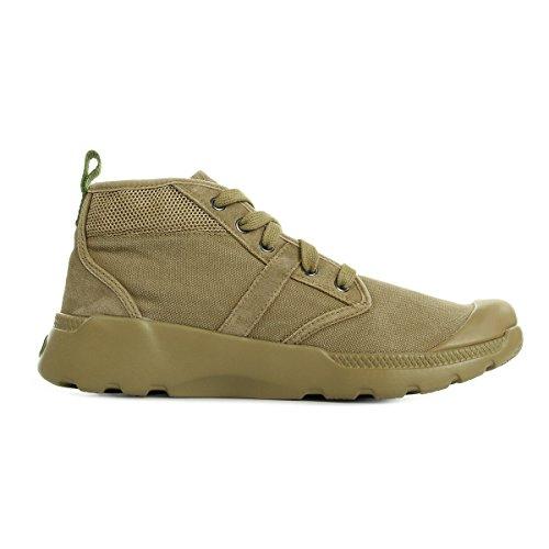Palladium Palavil Hi Dark Khaki Cedar Green 74092G15, Boots