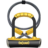 On-Guard - Candado de Llave, Talla 9,0 x