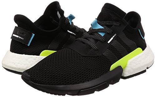 noir 1 Core Pour Gymnastique Adidas Chaussures s3 De Noir Pod Homme Core zPAPROqU