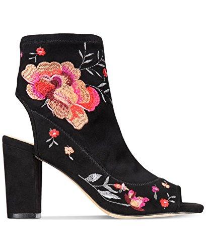 Inc Internationale Concepten Womens Kayden Geborduurde Laarzen Zwart 7m