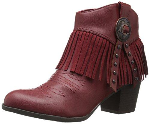 Red Shay Indigo Womens Western Rd Womens Shay Rd Boot Indigo XYrxYzOq
