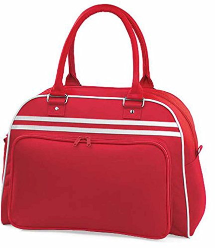 BagBase, Borsa bowling donna Rosso Red - Red
