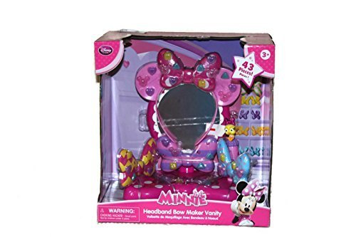 Minnie Mouse Headband Bow Maker (Bow Vanity)