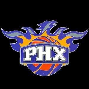 NBA Phoenix Suns Logo Hitch Cover