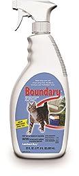 Lambert Kay Boundary Indoor/Outdoor Cat Repellent Pump Spray, 22-Ounce