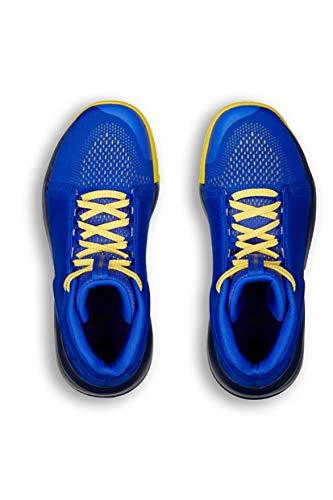 Torch De Basketball Chaussures Armour academy Garçon Royal taxi Bgs Mid Ua Under Bleu team wxHYtBqHC