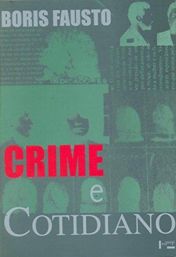 Crime e Cotidiano