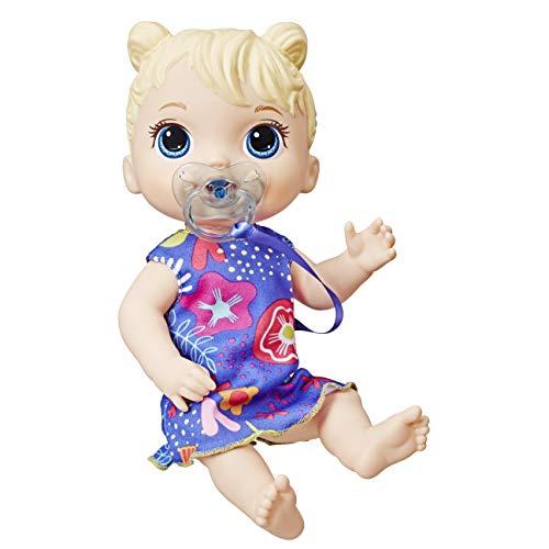 Boneca Bebê Primeiros Sons Loira, Baby Alive, E3690, Loira