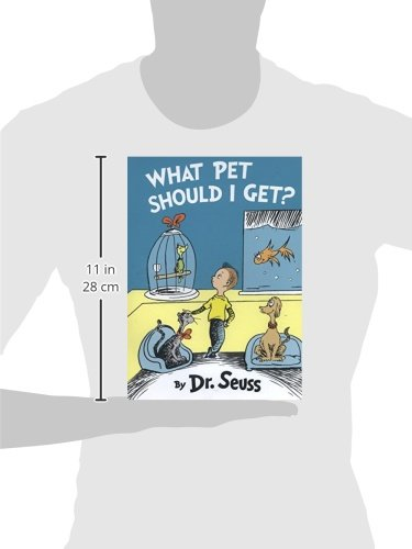 What Pet Should I Get? (Classic Seuss) by Random House (Image #2)