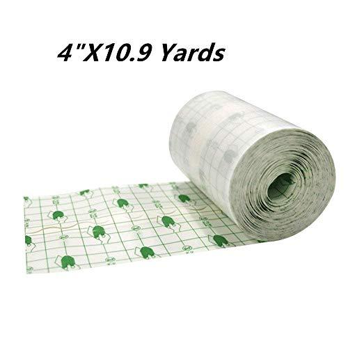 United 24 Rolls Elastic Bandage Gauze Wound Bind Dressing Light Green 7.5cm*4.5m Lustrous Surface Beauty & Health