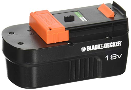 BLACK+DECKER Battery, Slide-Pack, 18V (HPB18)