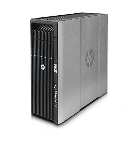 HP Z620 Workstation, 2x Intel Xeon E5-2670 2.6GHz Eight Core CPU's, 96GB memory, 256GB SSD, 1TB Hard Drive, NVIDIA Quadro 600, Windows 7 Professional Installed (Renewed) (Best Xeon Processor For Home Server)