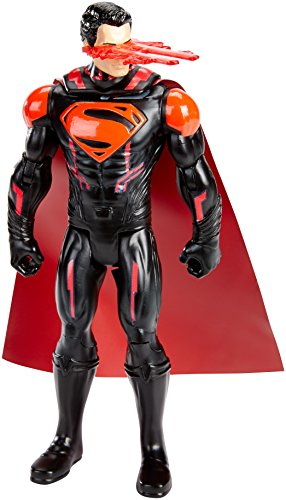 "Batman v Superman: Dawn of Justice Heat Vision Superman 6"" Figure at Gotham City Store"