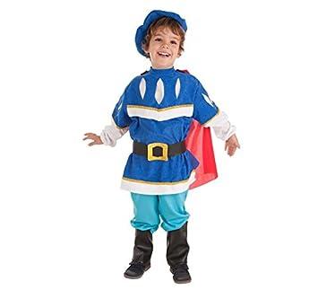 LLOPIS - Disfraz Infantil Principe t-0: Amazon.es: Juguetes y juegos