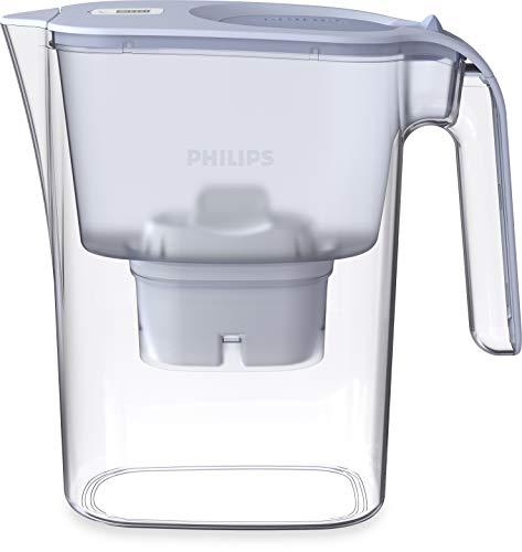 Philips Micro X-clean waterfilterkruik wit 3.0l