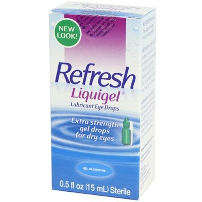 REFRESH LIQUIGEL Lubricant Eye Gel 0.50 oz