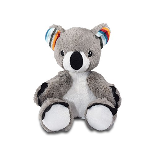 Plush Animal Toy Music Soother, White Noise & Heartbeat Musical Melodies, Coco The Bear by ()