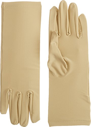 Rolyan Compression Gloves, Pair of Small Full Finger, Wri...