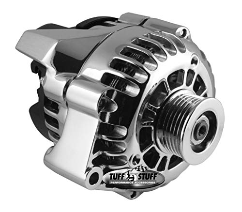Tuff Stuff 8242NAP Polished Alternator for GM