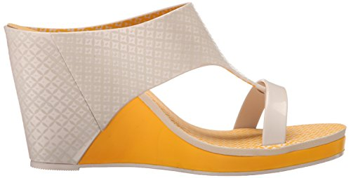 9d5bf3fe10 Amazon.com | Zaxy Women's Glamour Top II Wedge Sandal | Platforms & Wedges