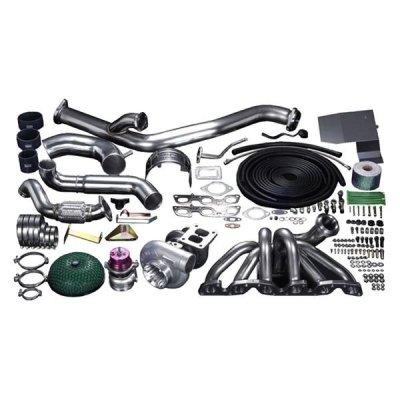 (HKS 11003-AZ002 Full Upgrade TO4Z Turbo 60Trim 0.84 A/R TO4 Flange Requires V-Mount Intercooler Kit)