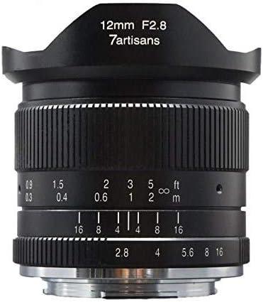 7artisans 12 Mm F2 8 Aps C Weitwinkel Manuell Fixiertes Kamera