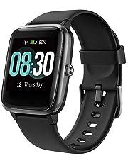 Smart Watch Uwatch3 Fitness Tracker with 5ATM Waterproof