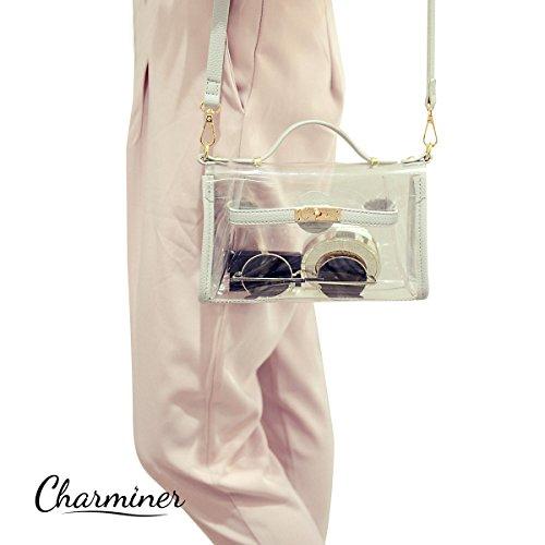 CHARMINER Cross Body Messenger Adjustable Handbag NFL product image