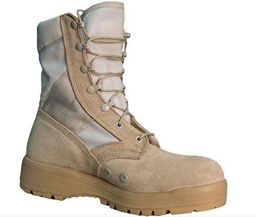 - Propper Hot Weather Military Compliant Boot, Desert Sand, 7.5R