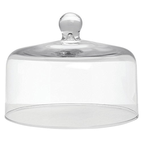 Mosser Glass Clear Dome Cake Cover - 10