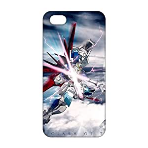 diy zhengCool-benz Mobile Suit Gundam (3D)Phone Case for Ipod Touch 4 4th /