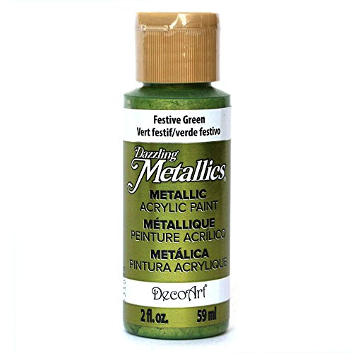 2 Oz Dazzling Metallic Paint - 1
