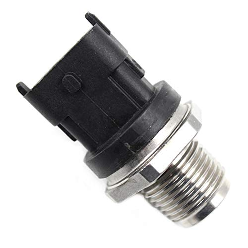 Loovey 1800BAR Fuel Rail Pressure Sensor 0281002706 0281002903 0281002937 For Cummins Volvo Iveco Man Fiat Jack Renault
