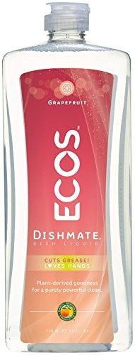 Dishmate Dishwashing - Earth Friendly Products Dishwashing Liquid - 25 oz - Grapefruit