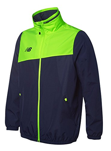 NEW BALANCE wsjm500 Techtraining Rain Jacket – Aby Abyss