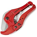 TEKTON 6466 PVC Pipe Cutter