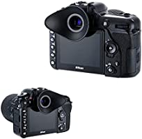 JJC EN-DK25 Protector Visor Ocular para Nikon D3300 D3200 D3100,D3000