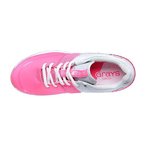 GRAYS Chaussures de hockey Junior Rose G800